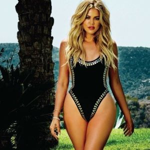 Other - Khloe kardashian embellished bodysuit